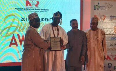 NIPR Presidential Awards 2019