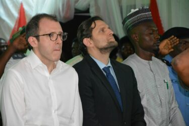 Guests at Scurity and Emergency Management Awards SAEMA in Abuja