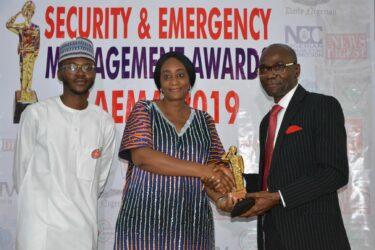 Halogen SEcurity Manager receives SAEMA Golden Award