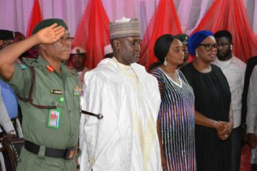 Special Guests of Honours at SAEMA event Abuja