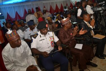 Guests at SAEMA AWards and Conference in Abuja
