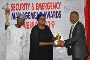 NCC Receives SAEMA Golden Award