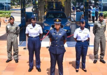 Airforce Female Officers