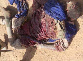 boko terrorist killed by police
