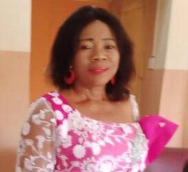 Child Trafficker, Mrs Sabina izuora