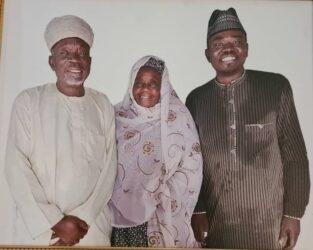 Yushau A. Shuaib and Parents 2019