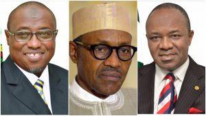 NNPC Maikanti baru, Muhammadu Buhari, Emmanuel kachikwu